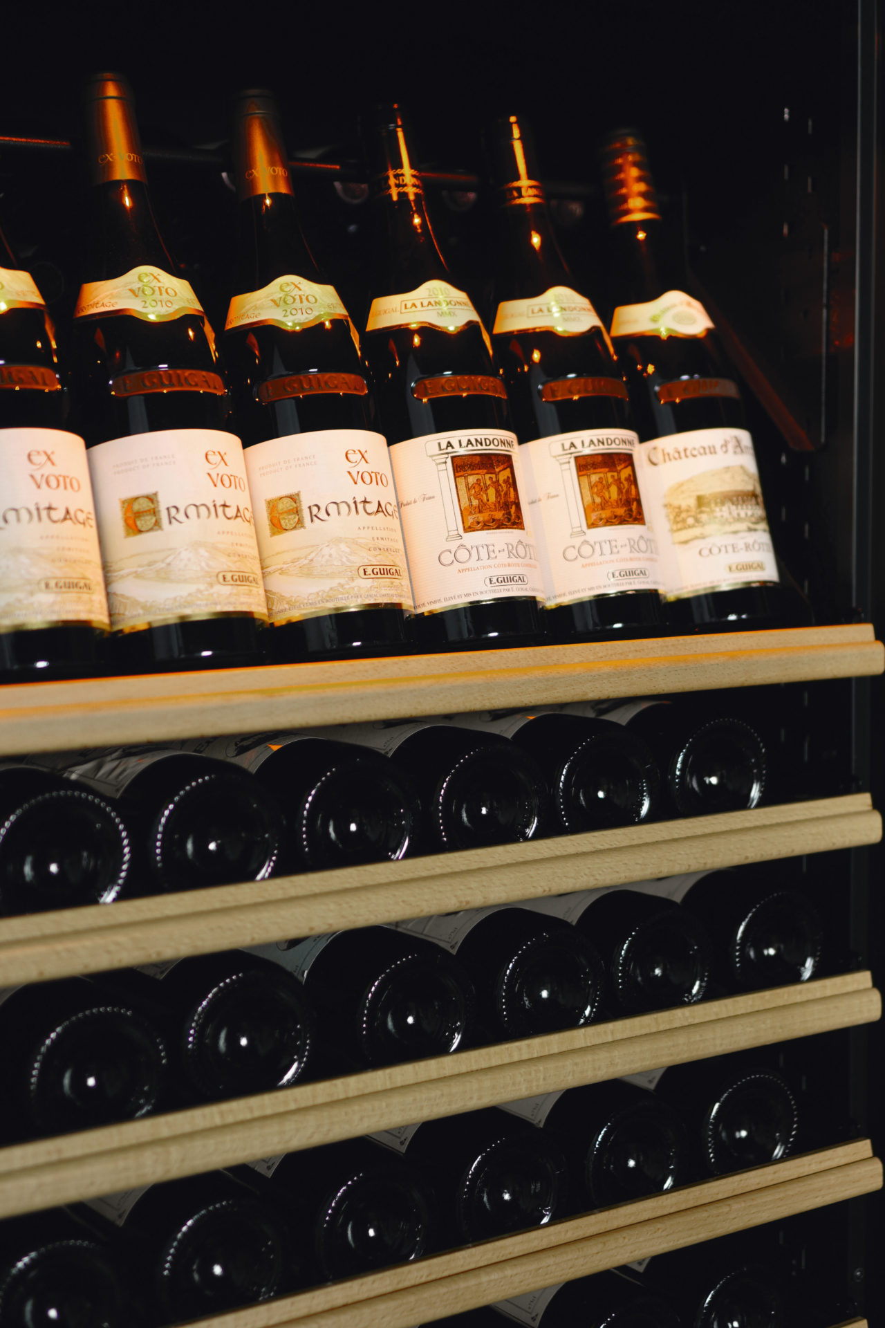 EuroCave shelf