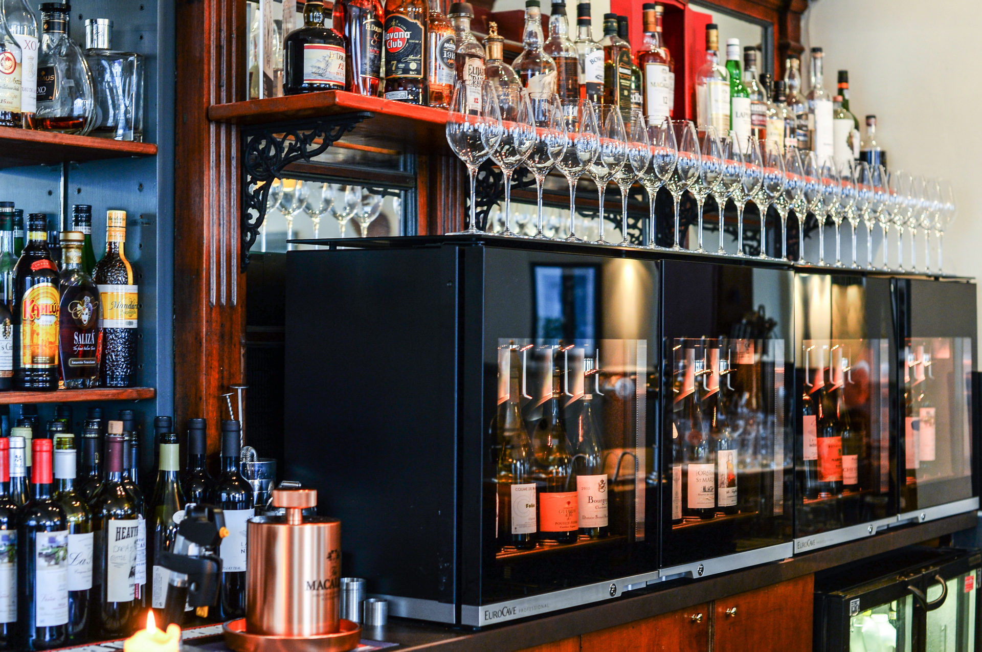 Wine Bar 8.0