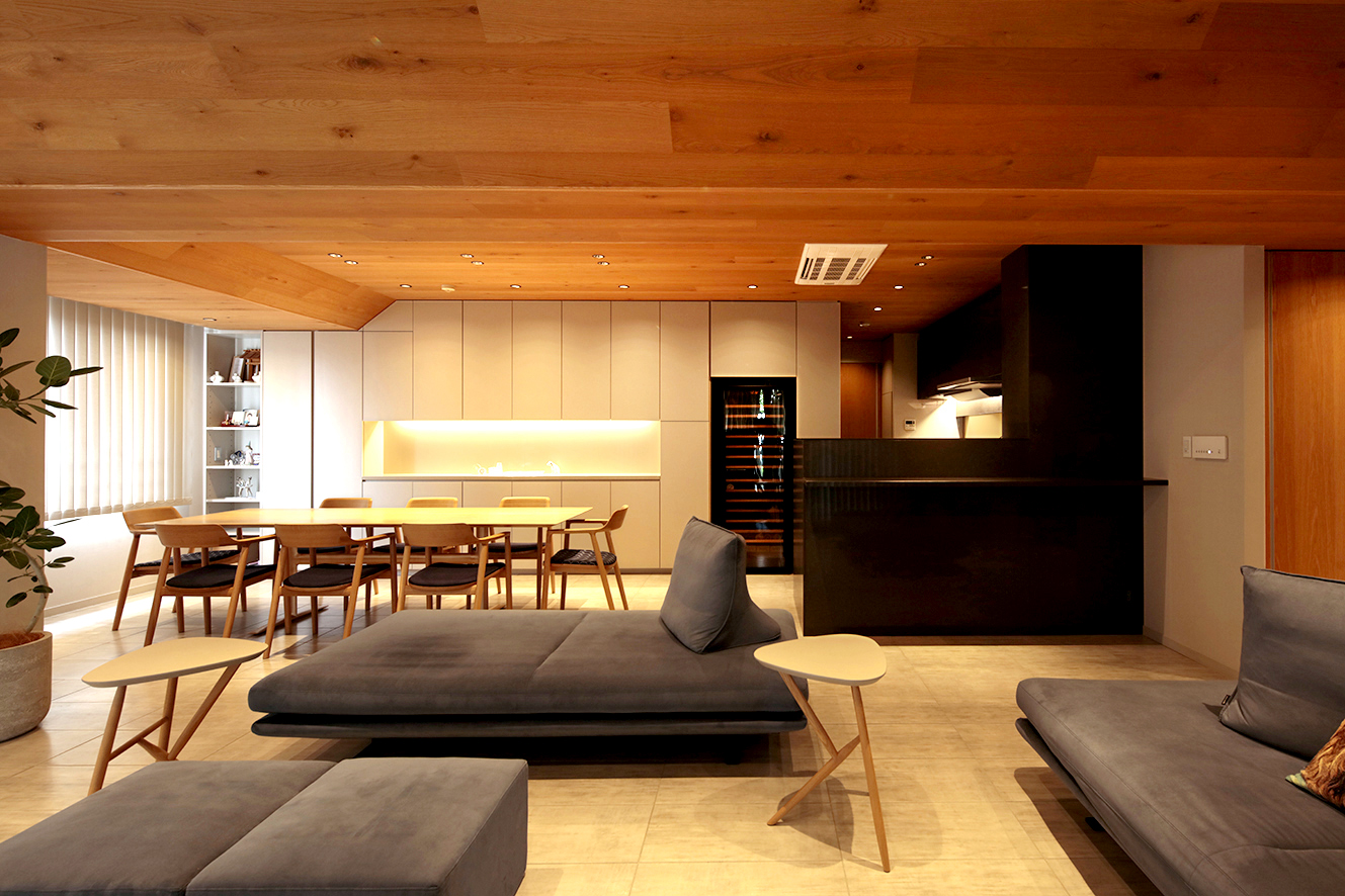 [ DECO TREND] Interview with Takeshi Shikauchi, Director and architect of S Design Farm agency